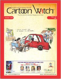 Cartoon Watch October Edition  2015